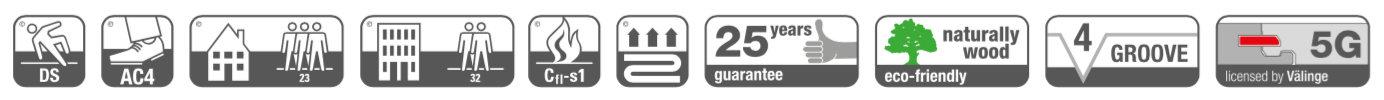 garanzie e caratteristiche dei pavimenti in finto parquet laminato offerti in negozio a Venezia Mestre