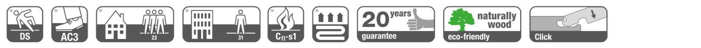 garanzie e caratteristiche dei pavimenti in finto parquet laminato sottile offerti in negozio a Venezia Mestre