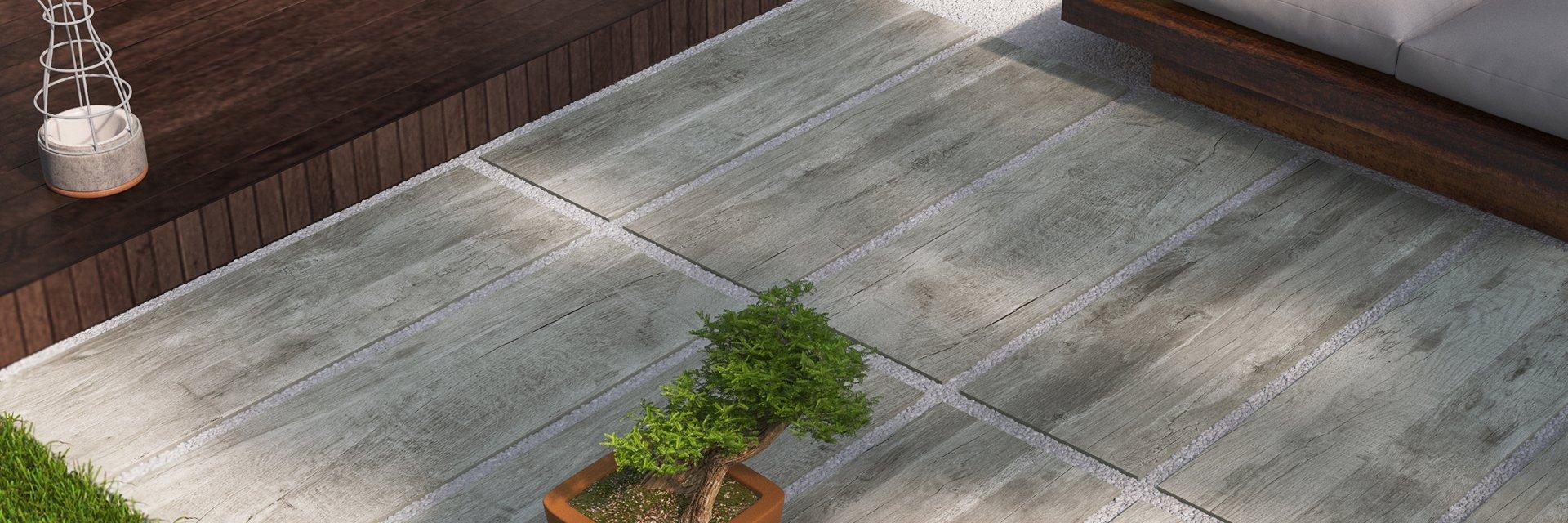 gres per esterni spessore 20 mm effetto legno