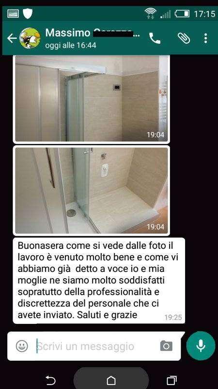 trasformazione vasca con doccia: recensione da Mestre Venezia