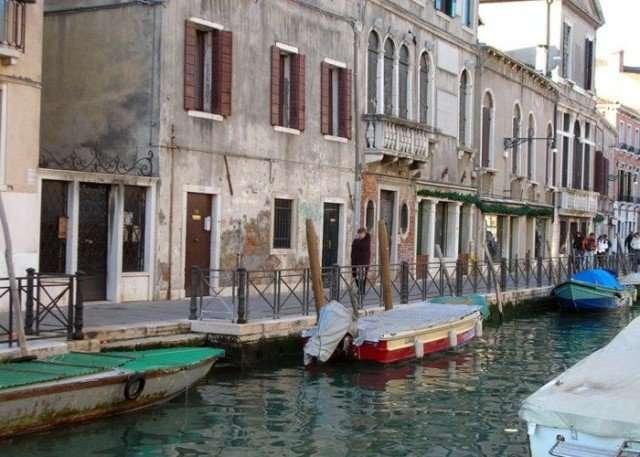 Venezia rio delle latrine