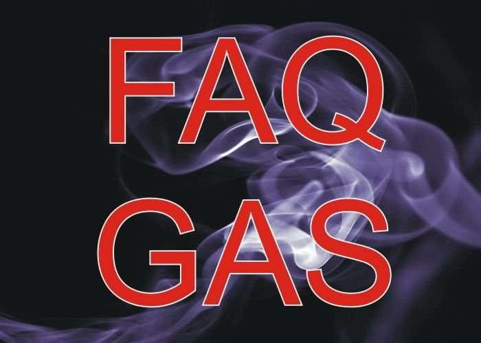 faq gas