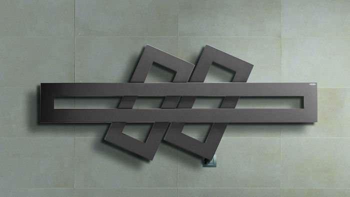 radiatori elettrici in acciaio modello Cross di Brem negozio a Venezia Mestre Chirignago