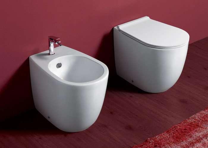 sanitari bagno a scarico ridotto