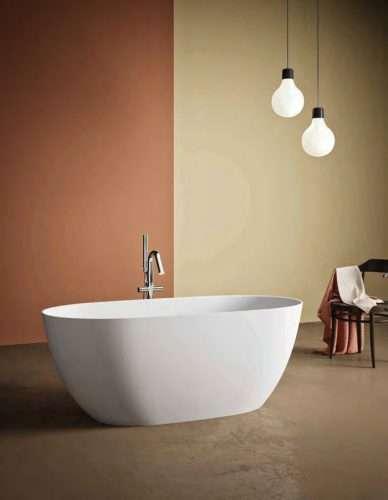 vasche da bagno Botero free standing