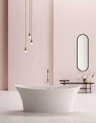 vasca da bagno Madras colore bianco