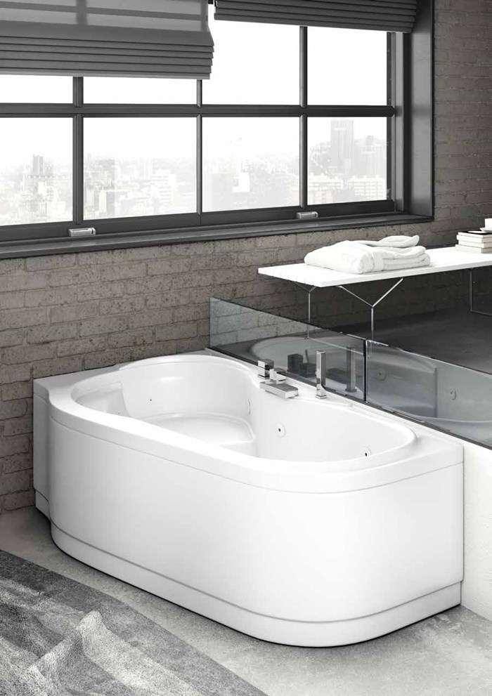 vasca da bagno angolare idromassaggio Agrigento