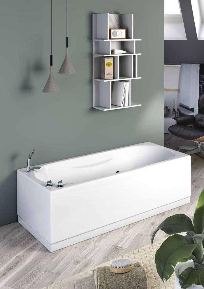 vasca da bagno idromassaggio Berna