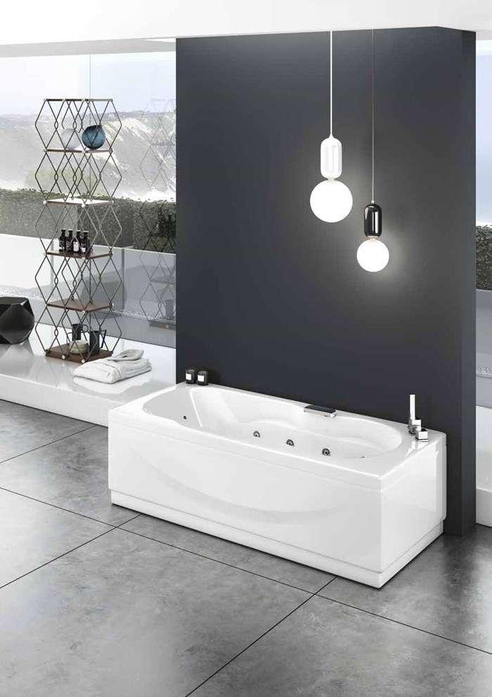vasca da bagno idromassaggio Ponza
