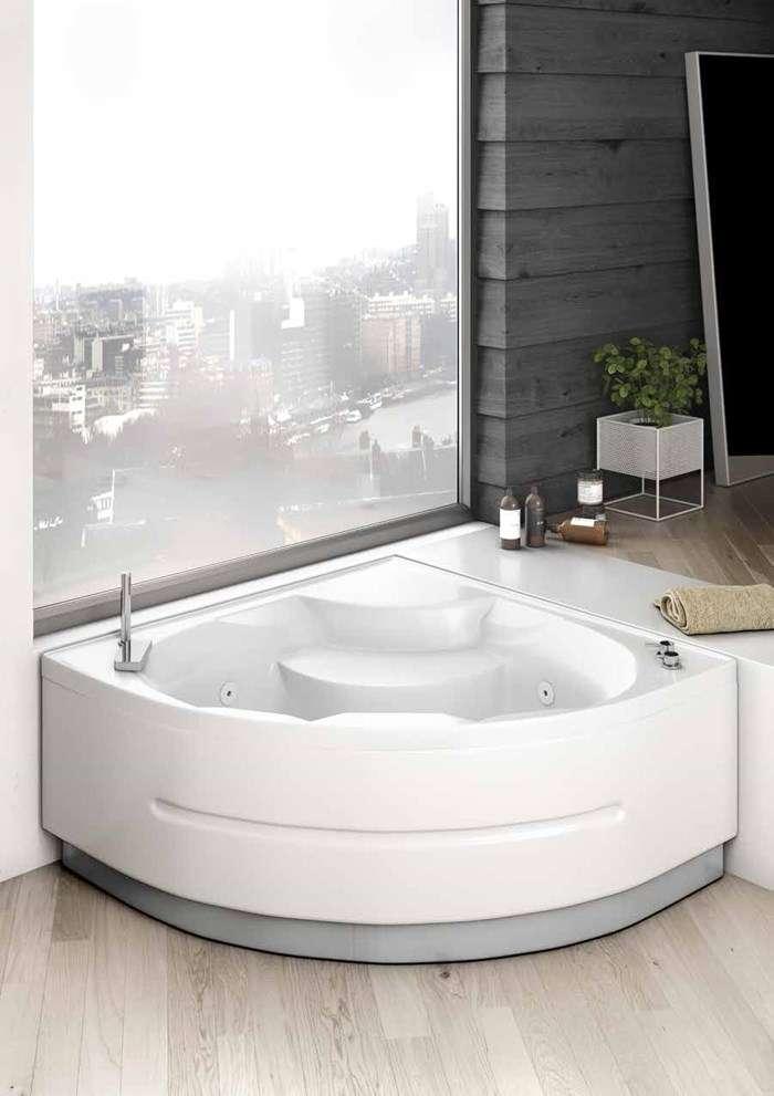 vasca da bagno angolare idromassaggio Positano