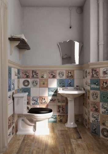 bagno piastrelle felix venezia