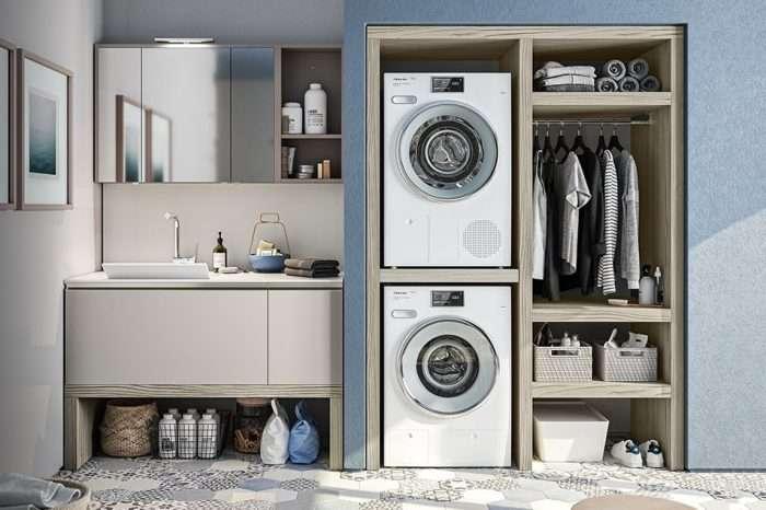 Cerasa Regola: mobili da lavanderia