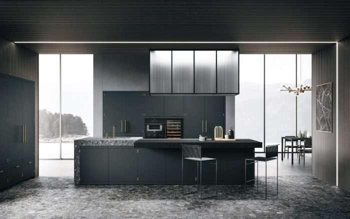 Cucina stile industrial Anuba Venezia TReviso