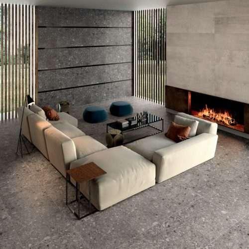 piastrelle gres effetto pietra naturale Ceppo di Grè Futura Venezia Marcon
