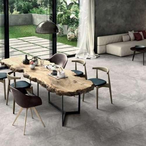 piastrelle pavimenti gres porcellanato effetto pietra Mineral Venezia Treviso