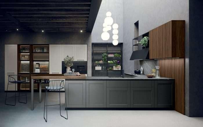 arredo cucina moderno Talia Marcon Venezia