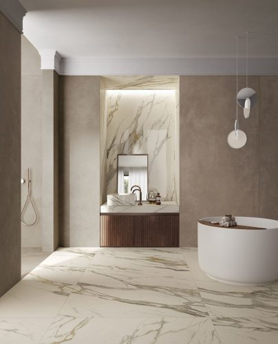 Boutique mattonelle bagno effetto marmo venezia treviso