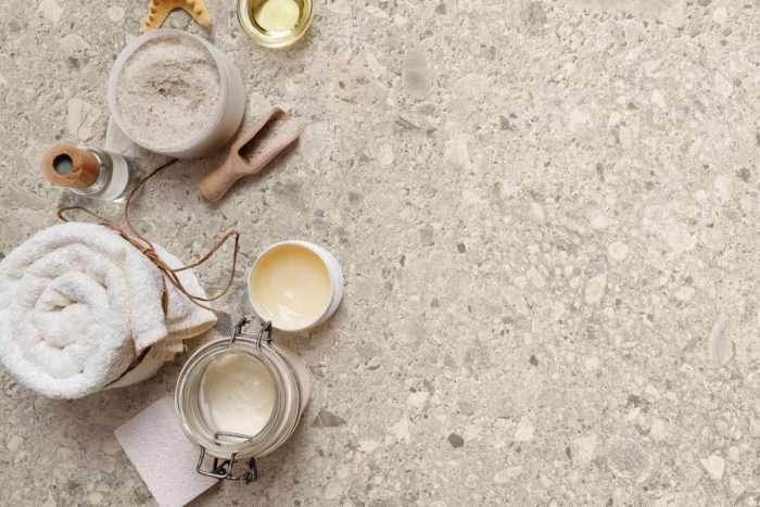 piastrelle bagno gres porcellanato effetto pietra stelvio